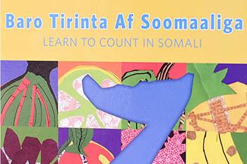 Somali counting book