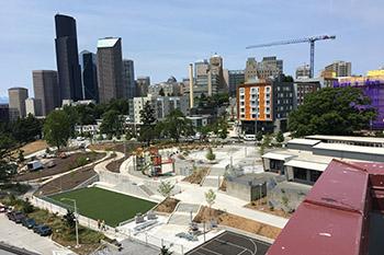 Yesler Terrace Park