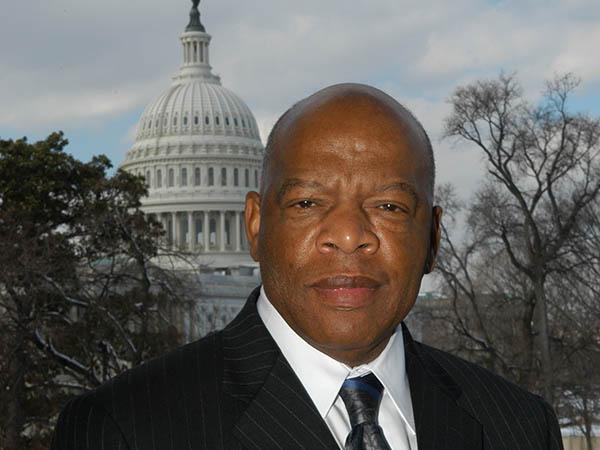 Congressional portrait photo of John Lewis