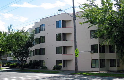 Olmsted Manor | Seattle Housing Authority