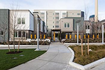 Raven Terrace building