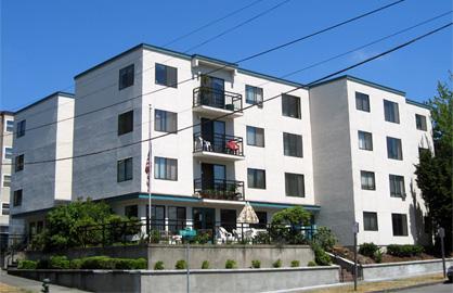 Carroll Terrace   Seattle Housing Authority