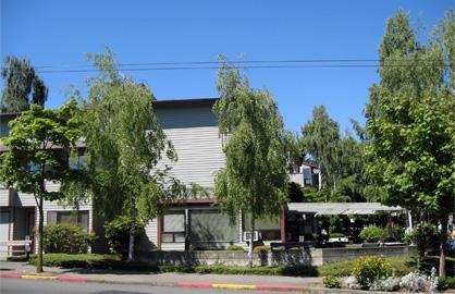 Gideon-Mathews Gardens   Seattle Housing Authority