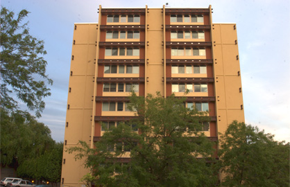 International Terrace building