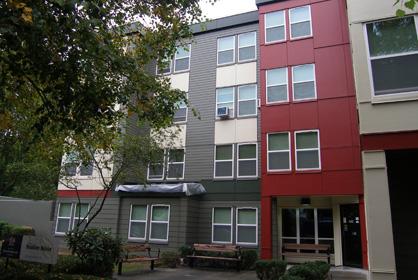 Reunion House Seattle Housing Authority