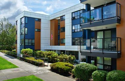 Schwabacher House   Seattle Housing Authority