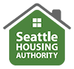 The Seattle Housing Authority logo