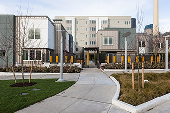 seattle housing authority s raven terrace named nation s best public