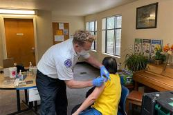 SFD vaccine clinics
