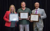 NAHRO Award  winners