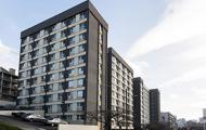Denny Terrace building