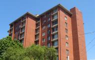University House building