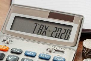 Tax calculator 2020