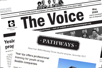 The Voice and Pathways publications